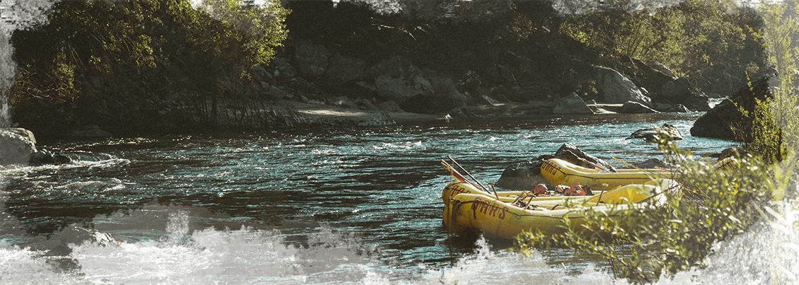 Isar Schlauchboot fahren