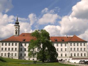 Kloster Schäftlarn - Pause Isartour
